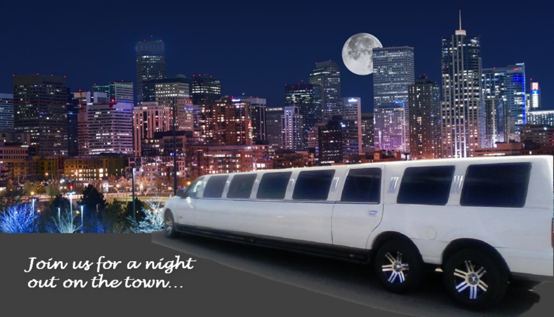 Boulder Colorado Limos by All Pro Limousine