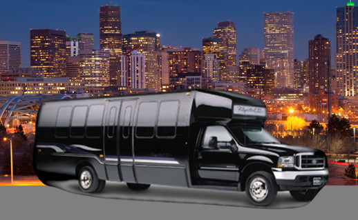 Arvada Limousine - Party Bus