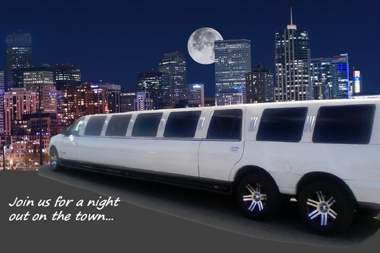 Tandem Limo for large party