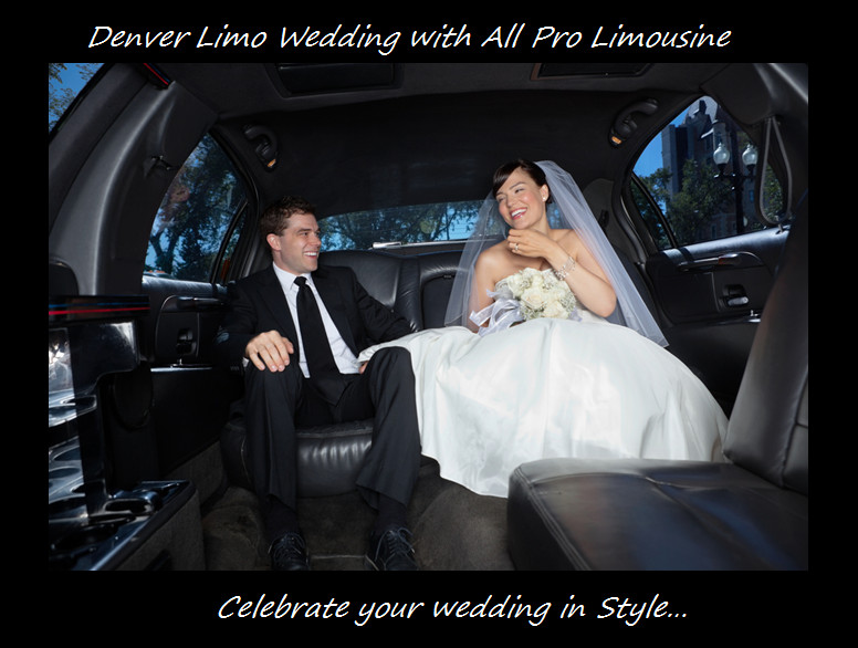 denver wedding limos