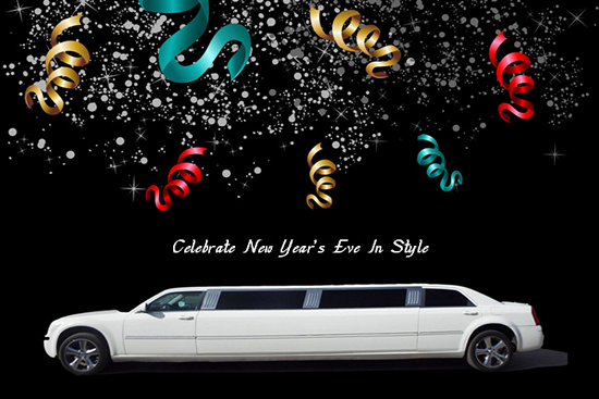 New Years Eve Limo