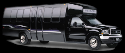 Christmas Light Tours by Bus with All Pro Limousine Denver