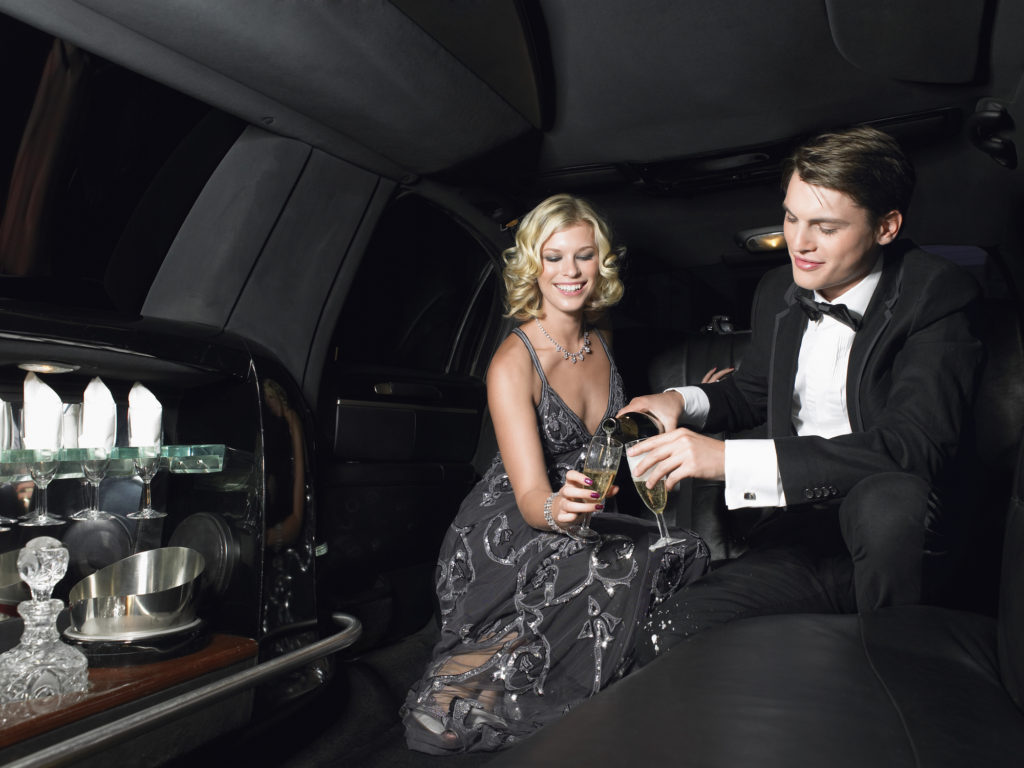 Denver Limousine Service - A Night Out on the Town