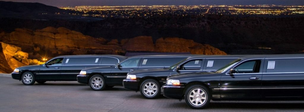 lincoln town cars, denver limo