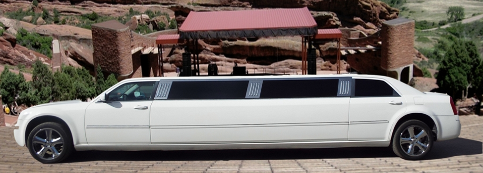 Red Rocks Denver Limo