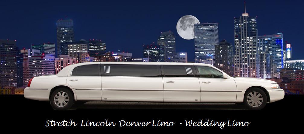 Denver Limo - Denver Wedding Limo