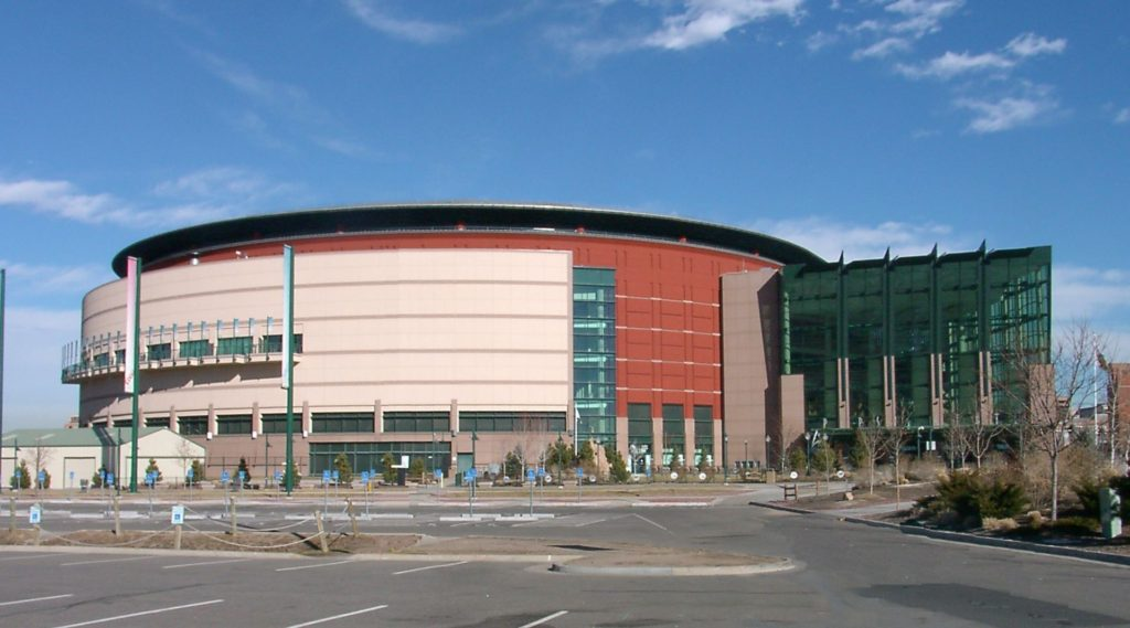 Denver Limo - Pepsi Center