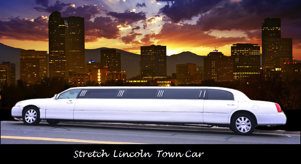 Denver Wedding Limo