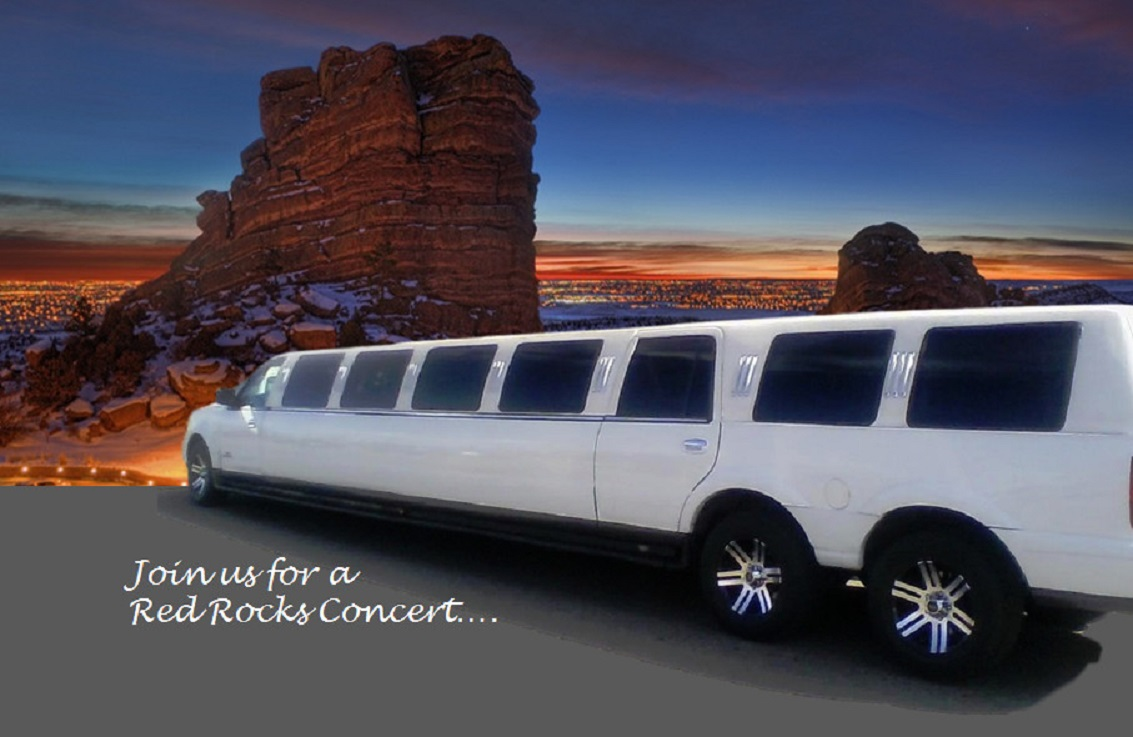 Red Rocks Limo - All Pro Limousine Denver